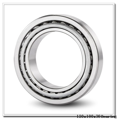 120 mm x 180 mm x 38 mm  FAG 32024-X tapered roller bearings