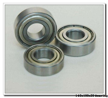 100 mm x 140 mm x 20 mm  SKF 71920 CE/P4AH1 angular contact ball bearings