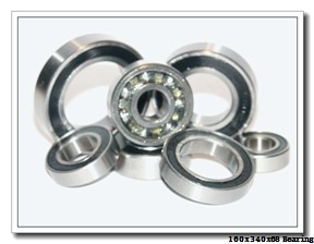 160 mm x 340 mm x 68 mm  ISB 6332 M deep groove ball bearings