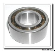 30 mm x 62 mm x 20 mm  SIGMA NUP 2206 cylindrical roller bearings