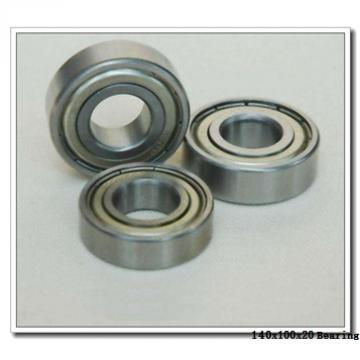 100 mm x 140 mm x 20 mm  SKF 71920 CE/P4A angular contact ball bearings