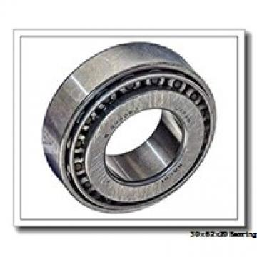 30 mm x 62 mm x 20 mm  ISB 62206-2RS deep groove ball bearings