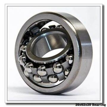30,000 mm x 62,000 mm x 20,000 mm  SNR NUP2206EG15 cylindrical roller bearings