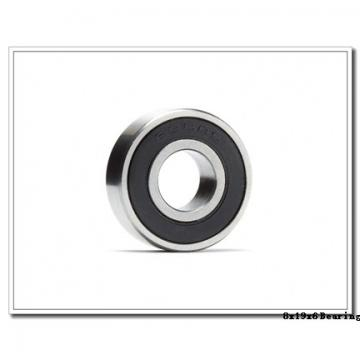 8 mm x 19 mm x 6 mm  Loyal 619/8 deep groove ball bearings