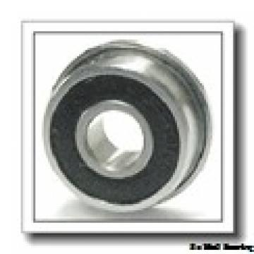 8 mm x 19 mm x 6 mm  NMB RF-1980DD deep groove ball bearings
