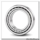120 mm x 180 mm x 38 mm  NTN 32024XU tapered roller bearings