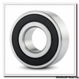 30 mm x 62 mm x 20 mm  FBJ 22206 spherical roller bearings