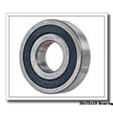 30 mm x 72 mm x 19 mm  SIGMA NUP 306 cylindrical roller bearings