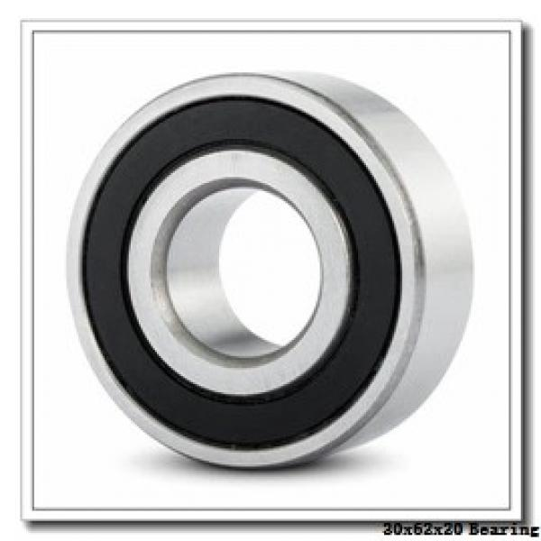 30 mm x 62 mm x 20 mm  Fersa 62206 deep groove ball bearings #2 image