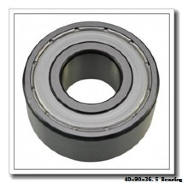40 mm x 90 mm x 36,5 mm  SIGMA 3308 D angular contact ball bearings #2 image