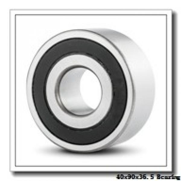 40 mm x 90 mm x 36,5 mm  Loyal 63308 ZZ deep groove ball bearings #1 image