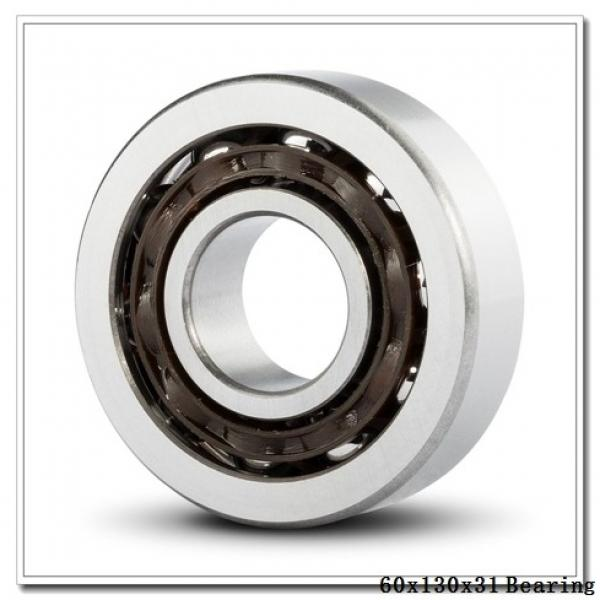 60 mm x 130 mm x 31 mm  Loyal 20312 KC spherical roller bearings #1 image